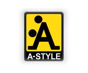 لوگو برند A-style