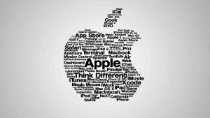 تایپوگرافی اپل