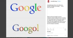 واژه گوگل