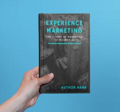 ۶ ایده جذاب برای طراحی جلد کتاب (بخش دوم)