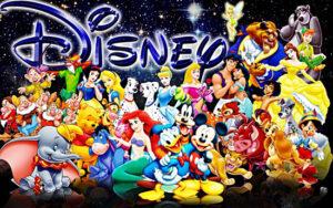 انیمیشن های والت دیزنی