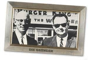 بنیان گذاران برگر کینگ