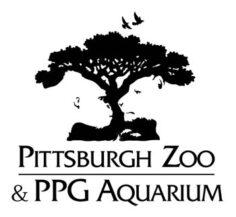 تاریخچه لوگوی باغ وحش پیتسبورگ یکی از ۶ باغ وحش بزرگ ایالات متحده
