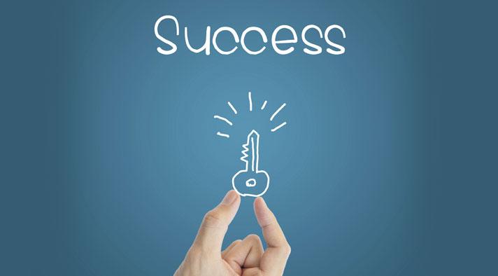 کلید راز های موفقیت انسان های بزرگ