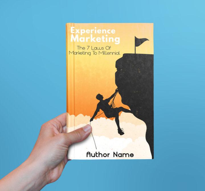 ۶ ایده جذاب برای طراحی جلد کتاب (بخش اول)